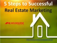 5 Steps to Successful Real Estate Marketing-converted