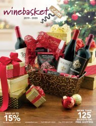 Winebasket 2019-2020 Catalog