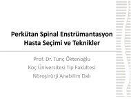 Perkütan Spinal Spinetr 27