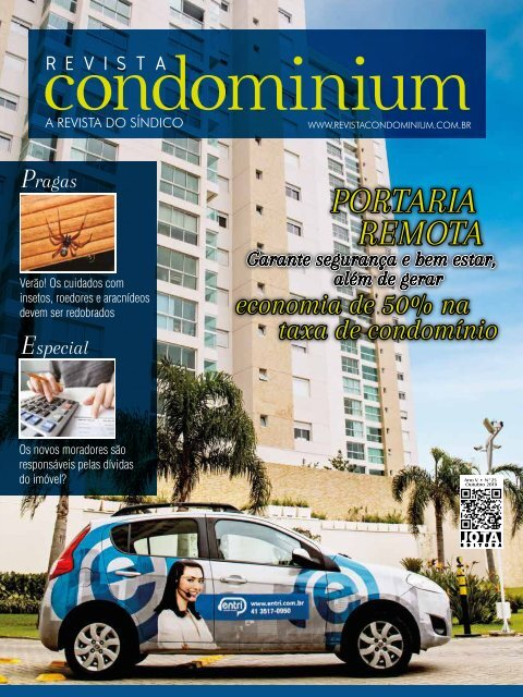 *Outubro/2019 - Revista Condominium 25
