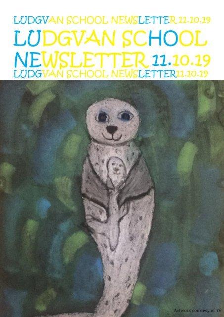 Newsletter 3  -11.10.19