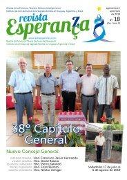 Revista ESPERANZA #18 (septiembre 2019)