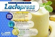 LACTOPRESS OCTUBRE 2019