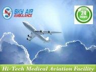 Book an Economical Cost Air Ambulance Service in Dimapur