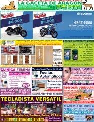 Gaceta de Aragon Octubre 2019