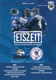 TSG Black Eagles vs. Esslingen 20191013