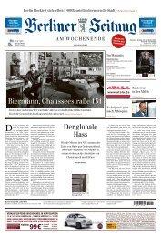 Berliner Zeitung 12.10.2019