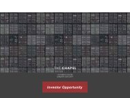 Investor Opportunity.  Brooks City Base in San Antonio, TX.USA.