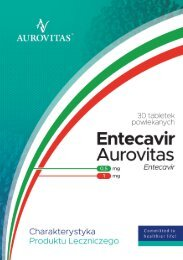 Aurovitas - Entecavir