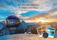 Panorama Preisliste Winter
