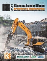 Construction Architect & Engineering October 2019