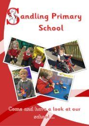 Year R Childrens Brochure Revised