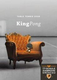Hotel Zugbrücke Table Tennis 2020