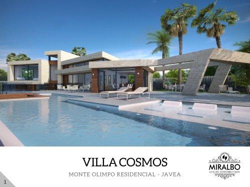 Villa COSMOS - Javea Costa Blanca