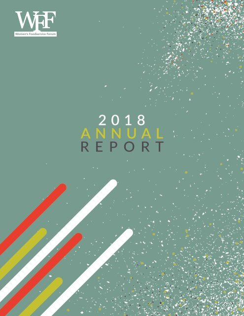 WFF 2018 Annual Report