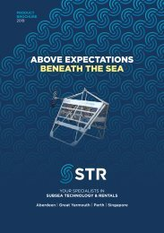 STR Product brochure 2019 OCT