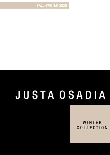 JUSTA OSADIA FW20