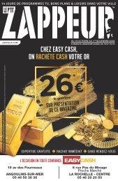 Le P'tit Zappeur - Larochelle #266
