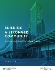 Strathcona County Smart City Strategy