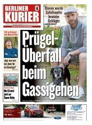 Berliner Kurier 14.10.2019
