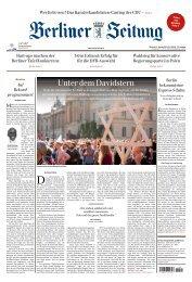 Berliner Zeitung 14.10.2019