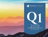 2019 Q1 In Review - Wagner Financial, Ventura, CA