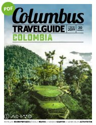 Inkijkexemplaar Travel Guide Colombia