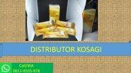 CALL/WA 0811-9555-978, Suplemen Stamina Pria Menurun, KOSAGI Sukabumi
