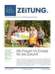 kfb-Zeitung (10/2019)