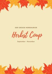 Herbst Coup Nordkurier