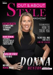 Out and About STYLE Magazine Issue 9