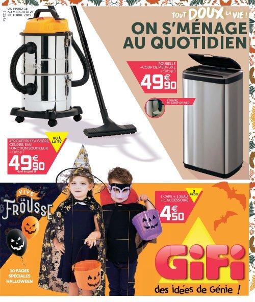 Gifi Catalogue 15 23 Octobre 2019