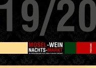 Mosel-Wein-Nachts-Markt 2019/2020