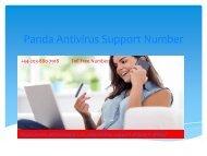 Panda Antivirus Support Number
