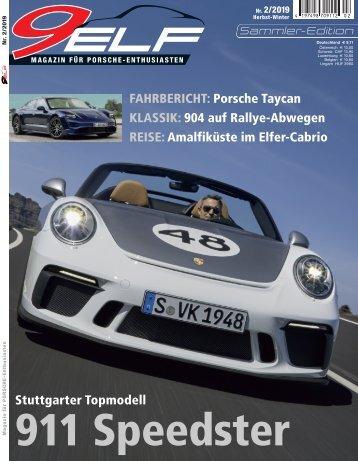 Neues 9ELF–Magazin