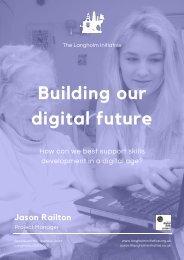 Building our digital future