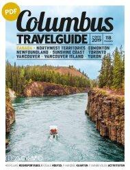 Inkijkexemplaar Travel Guide Canada