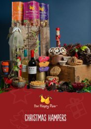 Happy Pear Christmas Hampers 2019