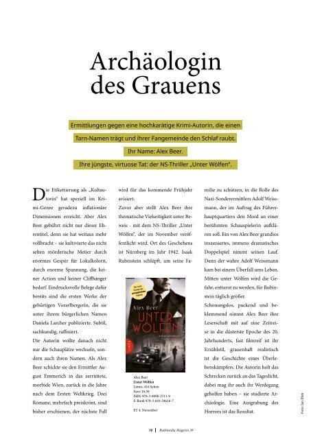 Kral Magazin Herbst 2019
