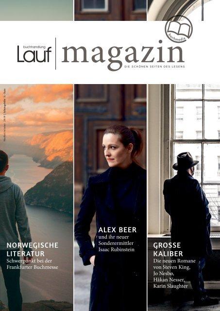 Buchhandlung Lauf Magazin Herbsst 2019