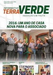 Informativo Terra Verde 2016