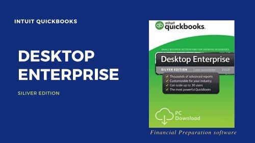 Intuit QuickBooks Enterprise Customer Phone Number