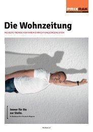 Wohnzeitung 2019 Prix&Rak