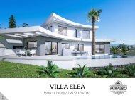 Villa ELEA - Javea Costa Blanca