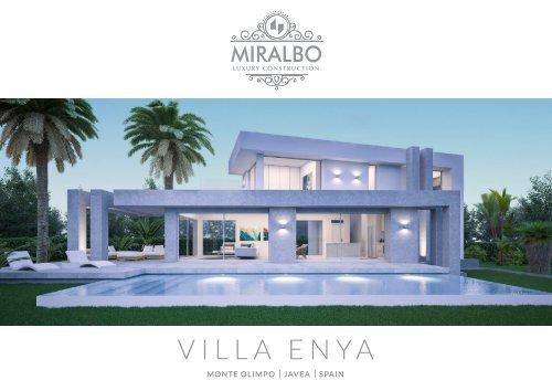 Villa Enya - Javea Costa Blanca