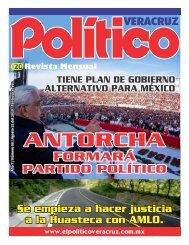Revista El Político Ver Agosto 2019-2