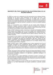 PSOE-MANIFIESTO_2019_15_octubre_Dia_Internacional_MUJERES_RURALES