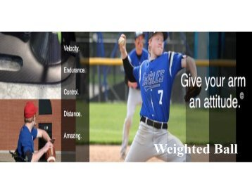 Weighted Ball