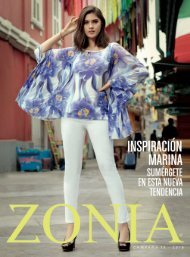 Zonia - Inspiración Marina