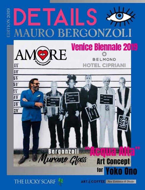 Mauro Bergonzoli - DETAILS 2019